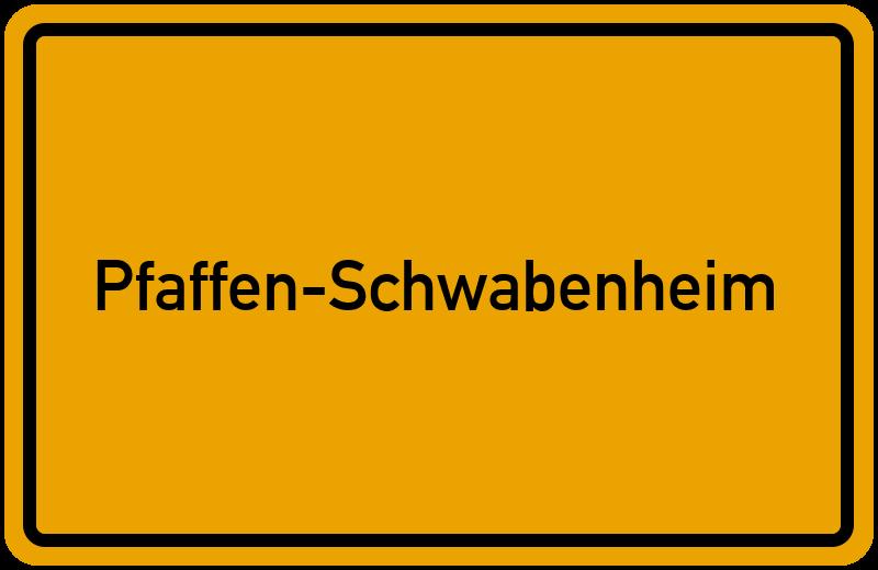 onlinestreet Branchenbuch für Pfaffen-Schwabenheim