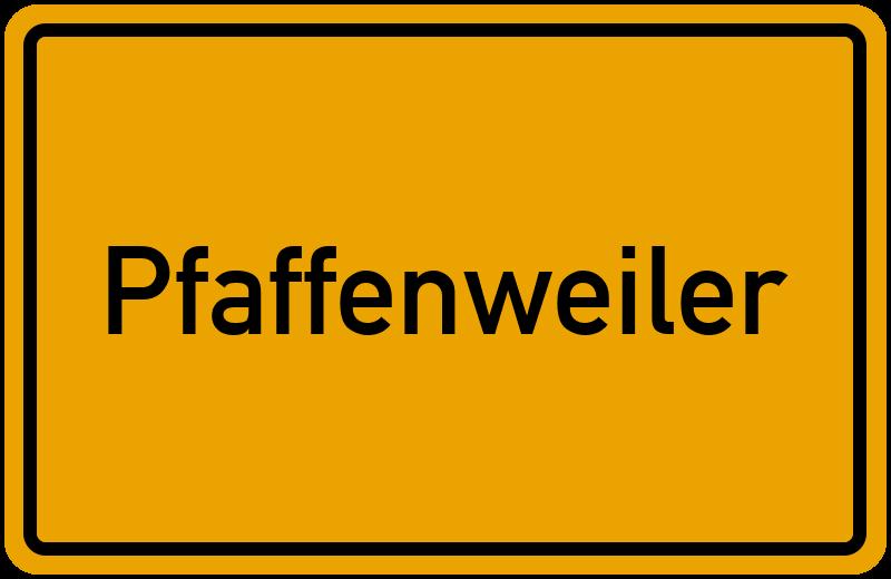 onlinestreet Branchenbuch für Pfaffenweiler
