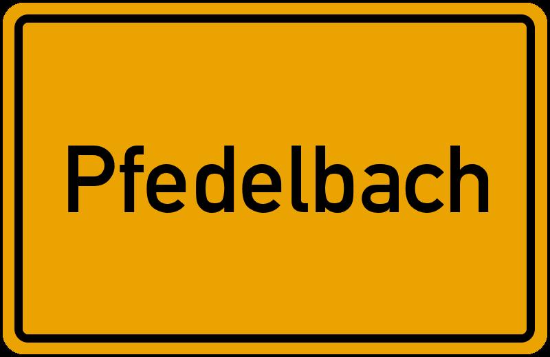 onlinestreet Branchenbuch für Pfedelbach