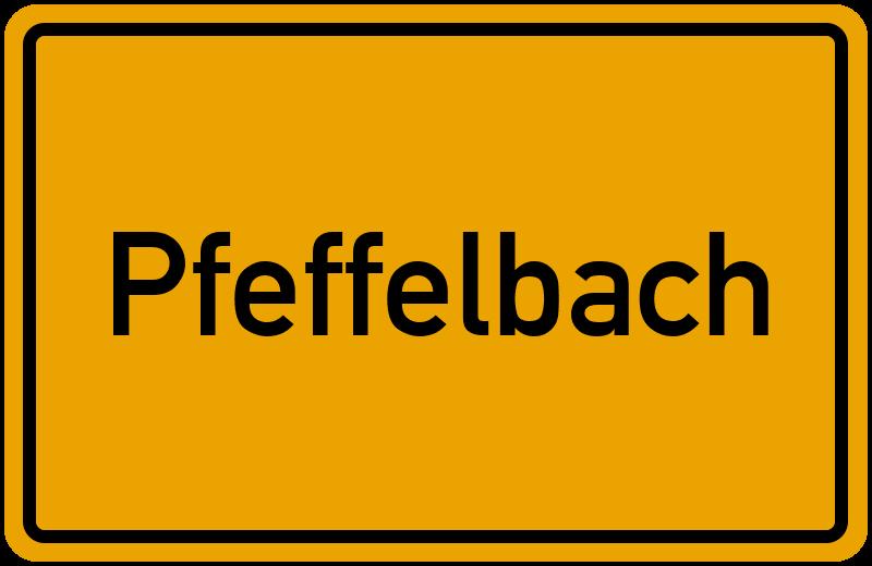 onlinestreet Branchenbuch für Pfeffelbach