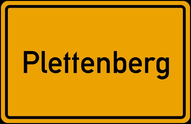 onlinestreet Branchenbuch für Plettenberg