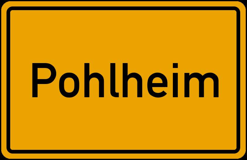 onlinestreet Branchenbuch für Pohlheim