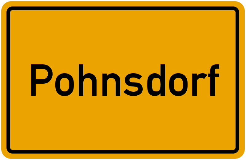 onlinestreet Branchenbuch für Pohnsdorf