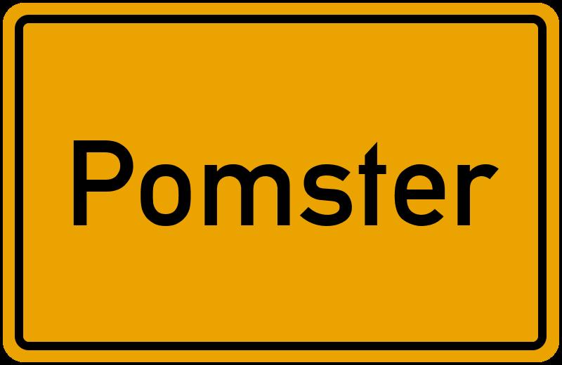 onlinestreet Branchenbuch für Pomster