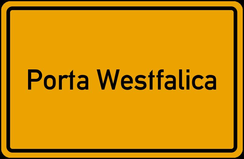 onlinestreet Branchenbuch für Porta Westfalica