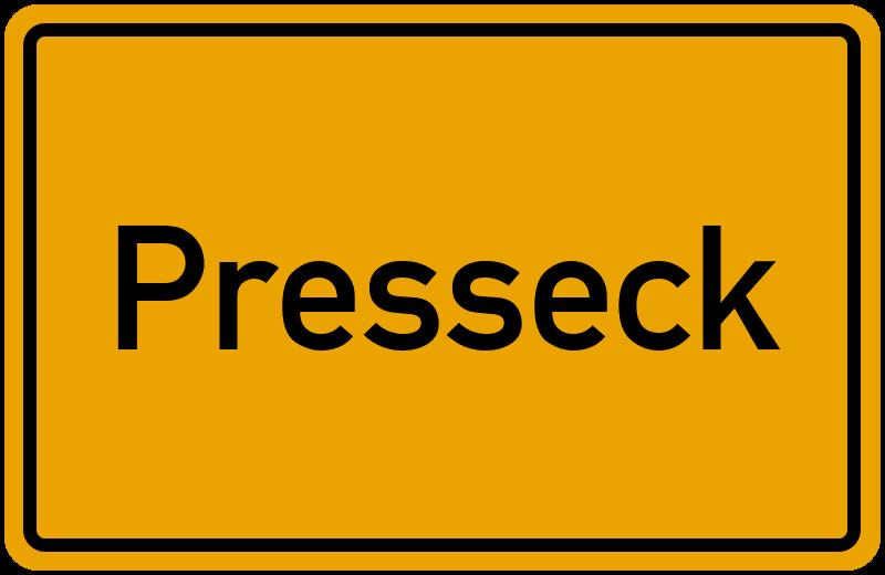 onlinestreet Branchenbuch für Presseck