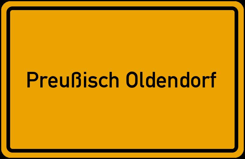 onlinestreet Branchenbuch für Preußisch Oldendorf