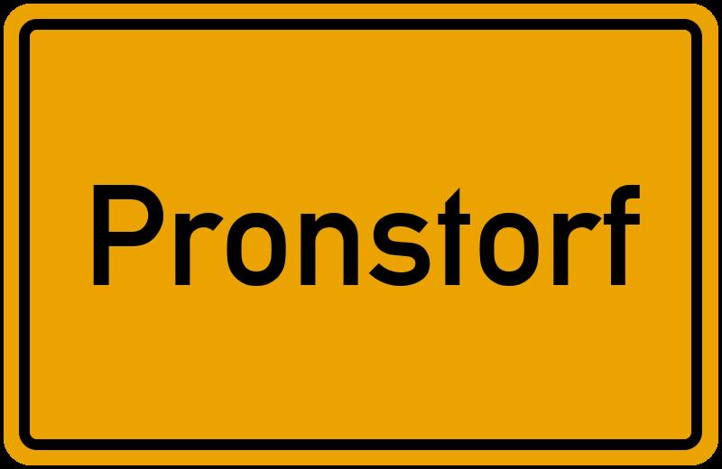 onlinestreet Branchenbuch für Pronstorf