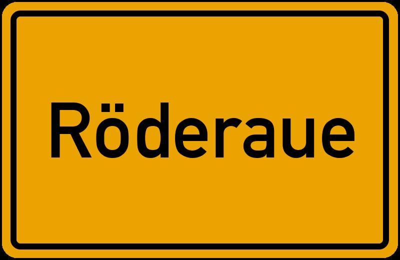 onlinestreet Branchenbuch für Röderaue