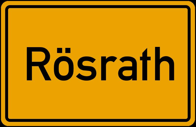 onlinestreet Branchenbuch für Rösrath