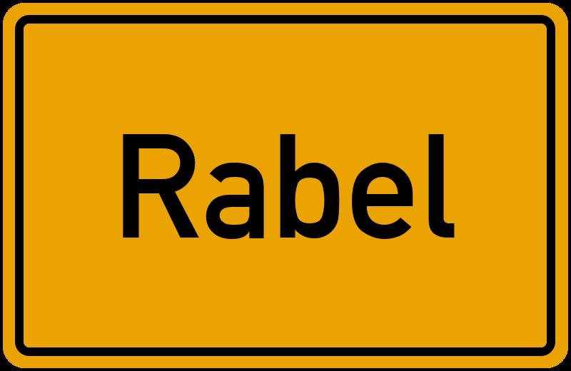 onlinestreet Branchenbuch für Rabel
