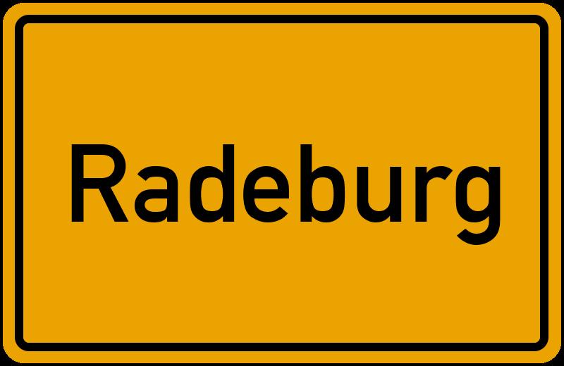 onlinestreet Branchenbuch für Radeburg