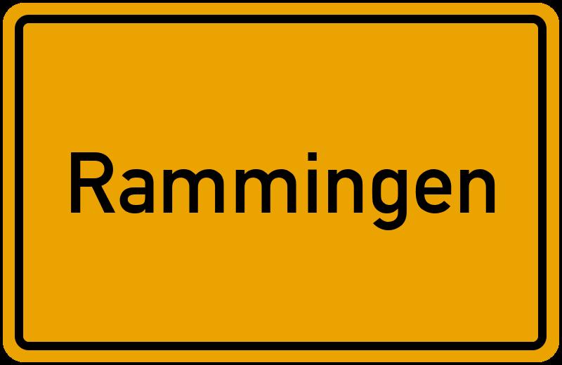onlinestreet Branchenbuch für Rammingen
