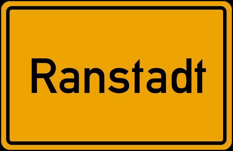onlinestreet Branchenbuch für Ranstadt