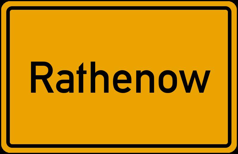 onlinestreet Branchenbuch für Rathenow