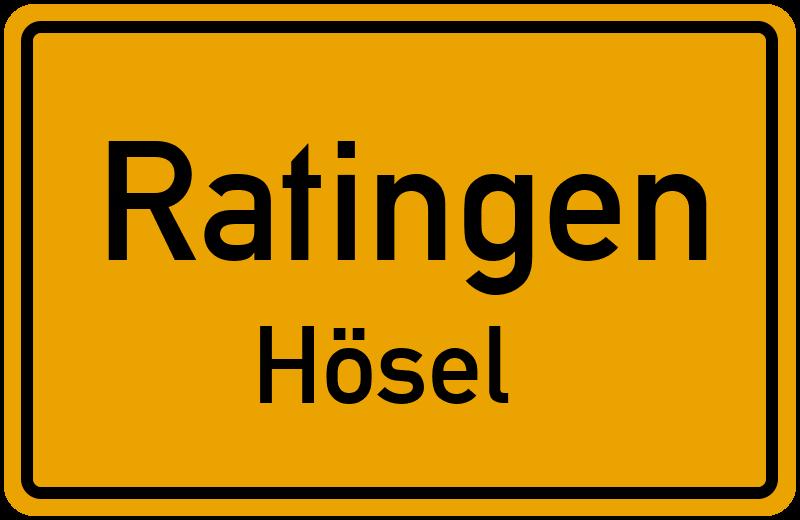 Am Tannenbaum Ratingen.Ratingen Hösel Straßenverzeichnis Straßen In Hösel
