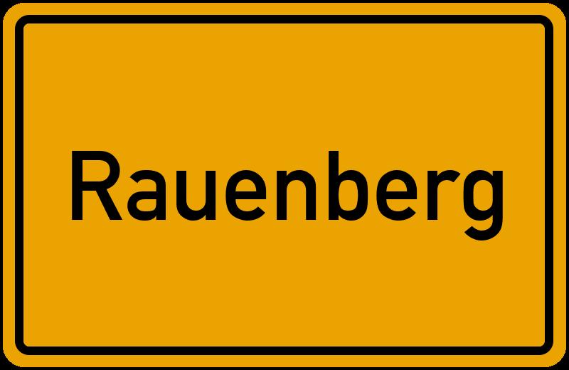 onlinestreet Branchenbuch für Rauenberg