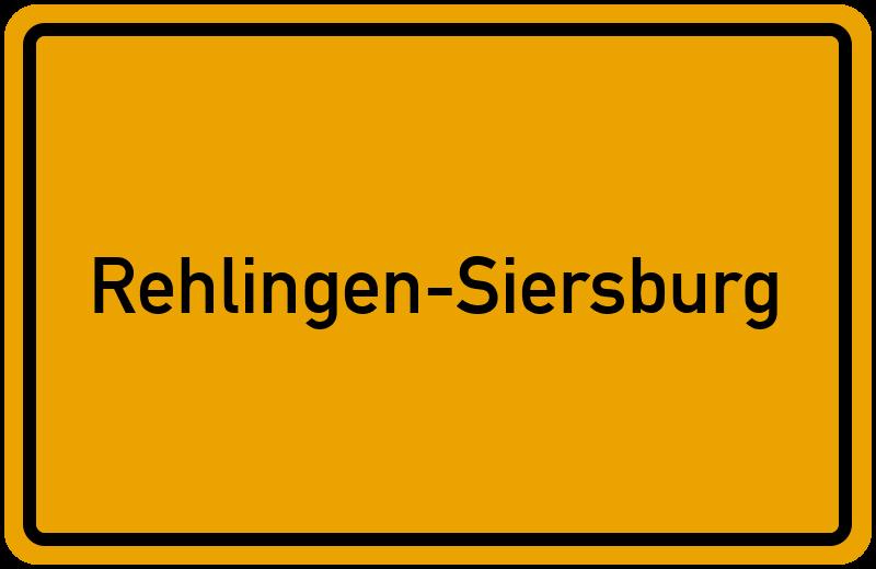 onlinestreet Branchenbuch für Rehlingen-Siersburg