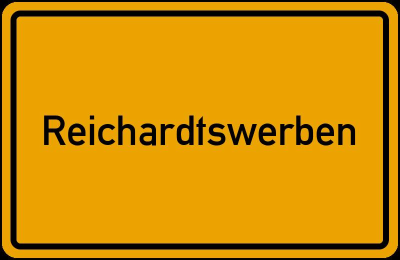 onlinestreet Branchenbuch für Reichardtswerben