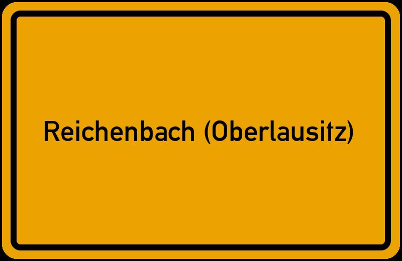 onlinestreet Branchenbuch für Reichenbach (Oberlausitz)