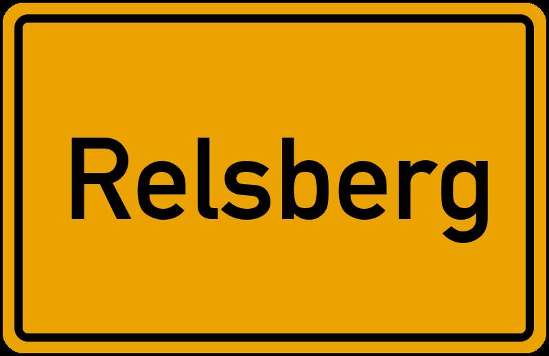 onlinestreet Branchenbuch für Relsberg