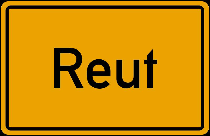 onlinestreet Branchenbuch für Reut