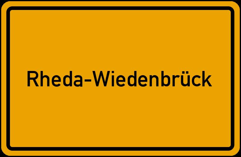 Singles gütersloh rheda wiedenbrück und rietberg