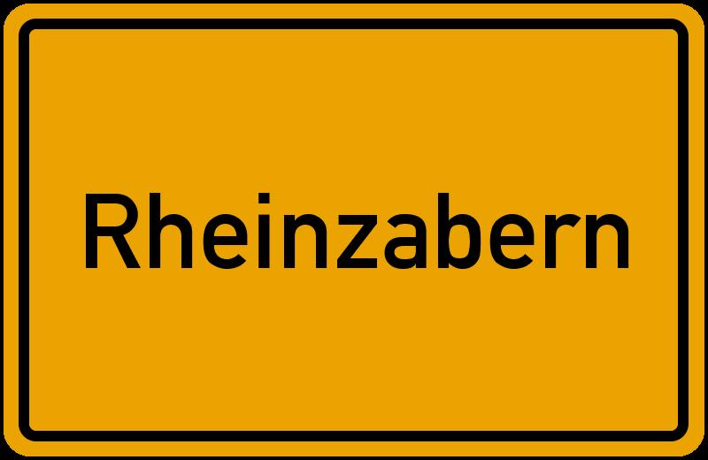onlinestreet Branchenbuch für Rheinzabern