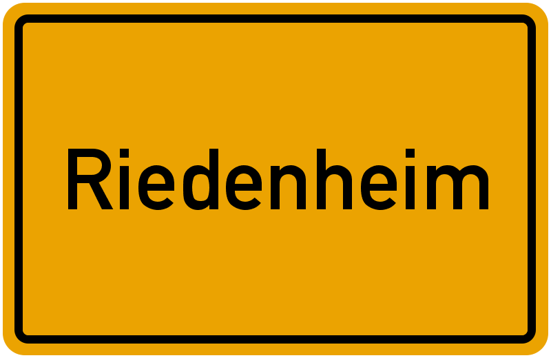 onlinestreet Branchenbuch für Riedenheim