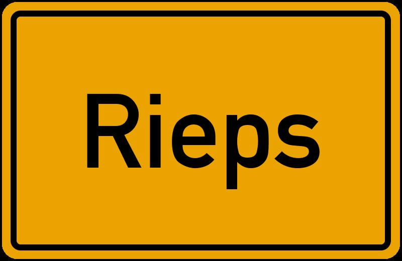 onlinestreet Branchenbuch für Rieps