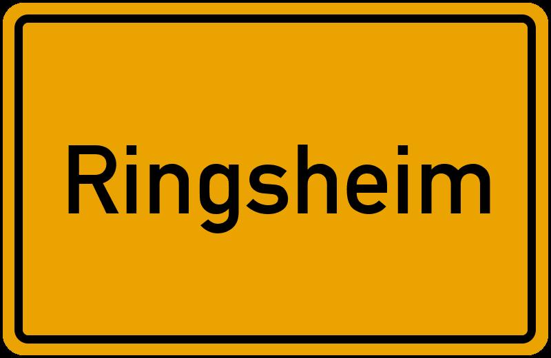 onlinestreet Branchenbuch für Ringsheim