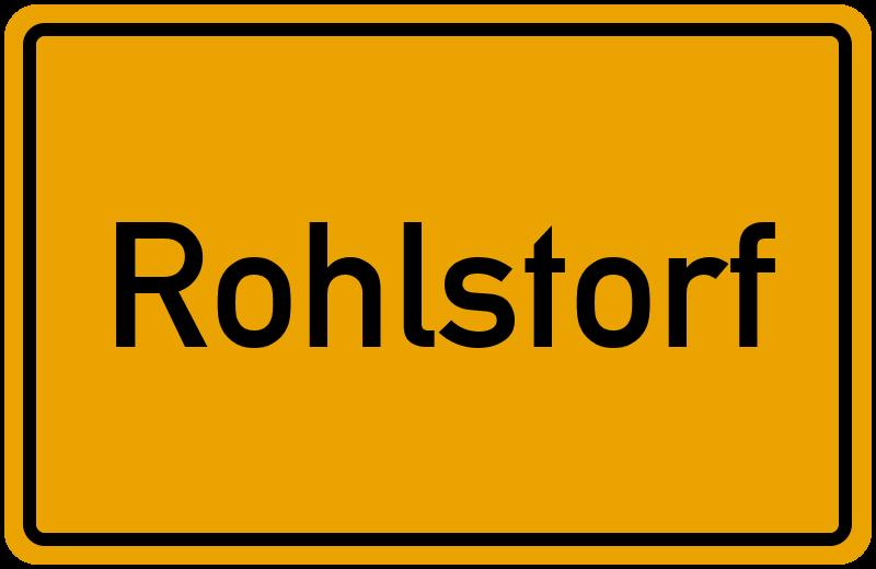 onlinestreet Branchenbuch für Rohlstorf