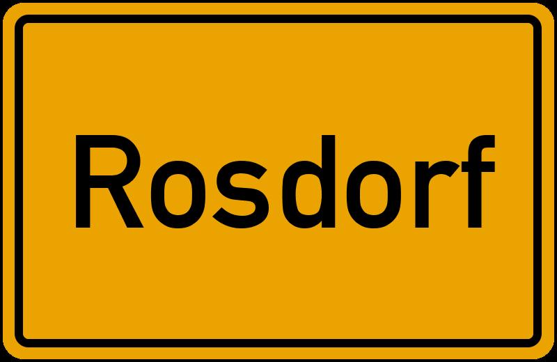 onlinestreet Branchenbuch für Rosdorf