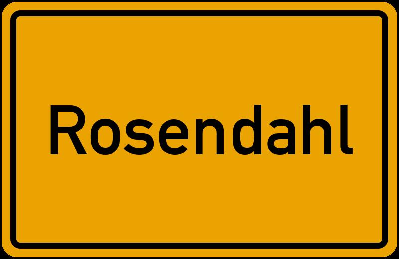onlinestreet Branchenbuch für Rosendahl