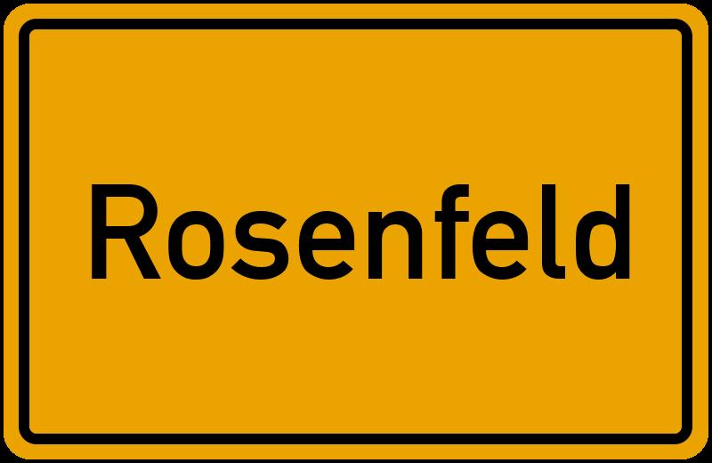 onlinestreet Branchenbuch für Rosenfeld