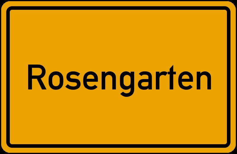 onlinestreet Branchenbuch für Rosengarten