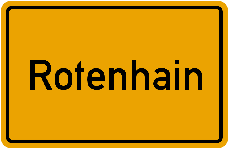 onlinestreet Branchenbuch für Rotenhain