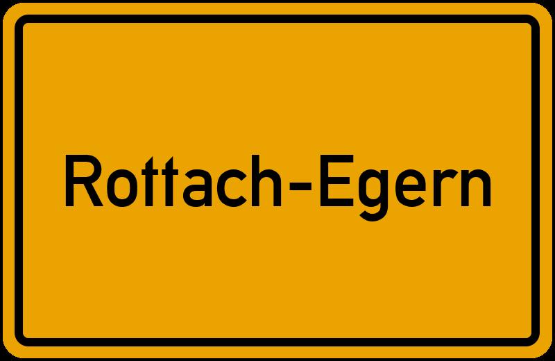 Postleitzahl Rottach-Egern: 1 PLZ für Rottach-Egern in Bayern