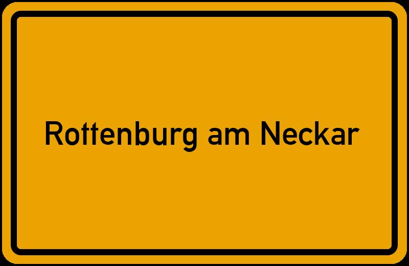 onlinestreet Branchenbuch für Rottenburg am Neckar