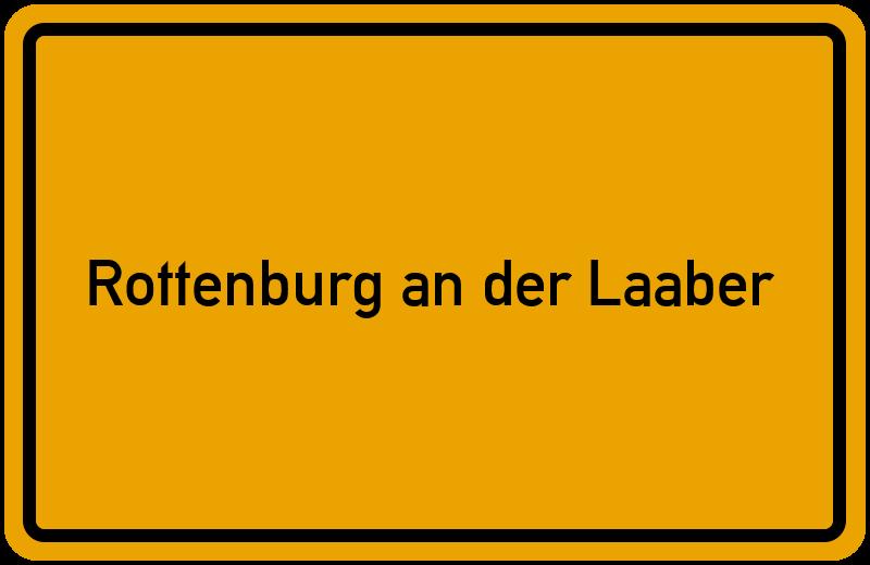onlinestreet Branchenbuch für Rottenburg an der Laaber