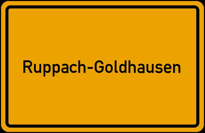 onlinestreet Branchenbuch für Ruppach-Goldhausen