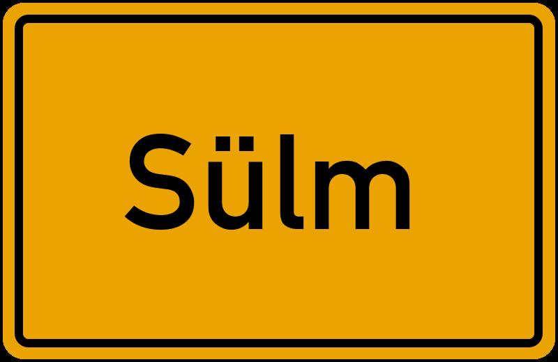 onlinestreet Branchenbuch für Sülm