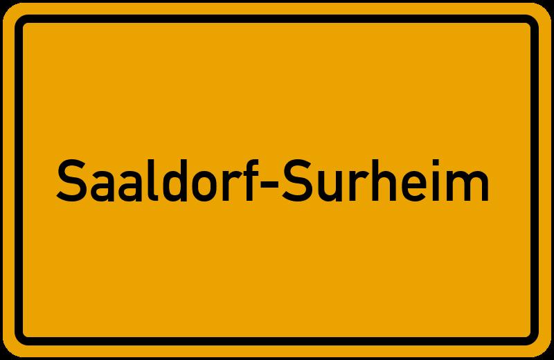 onlinestreet Branchenbuch für Saaldorf-Surheim