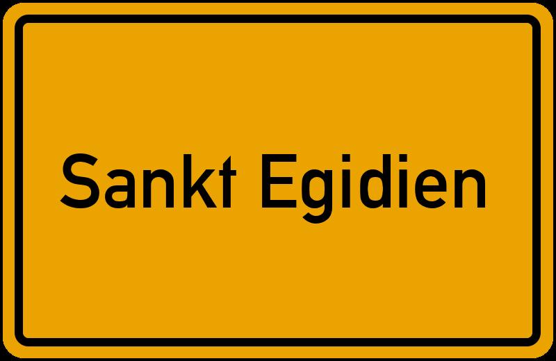 onlinestreet Branchenbuch für Sankt Egidien