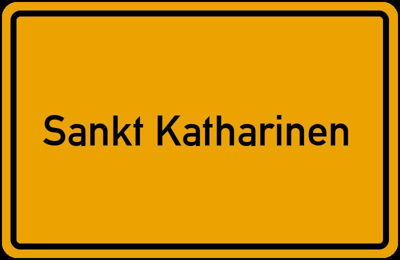 onlinestreet Branchenbuch für Sankt Katharinen