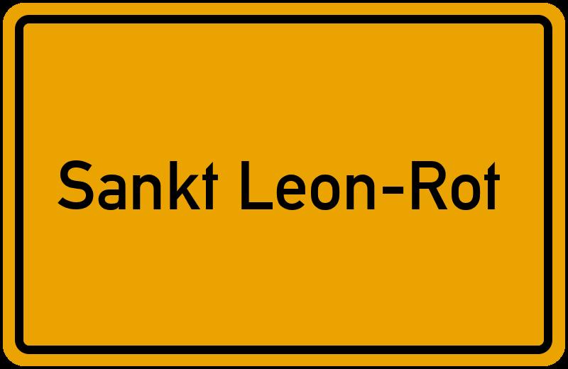 onlinestreet Branchenbuch für Sankt Leon-Rot