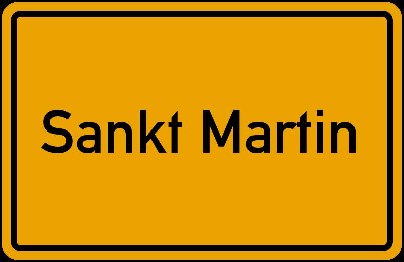 onlinestreet Branchenbuch für Sankt Martin