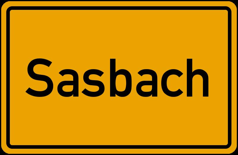 onlinestreet Branchenbuch für Sasbach