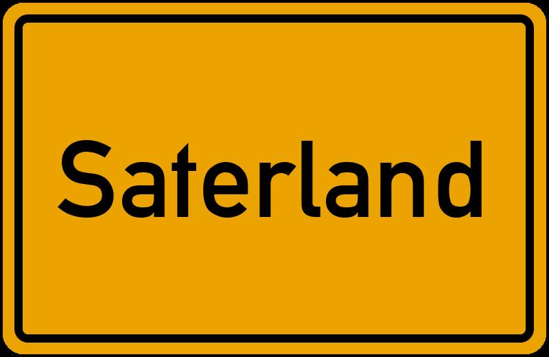 onlinestreet Branchenbuch für Saterland