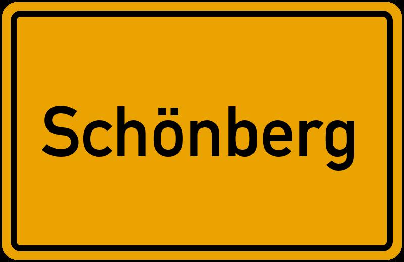onlinestreet Branchenbuch für Schönberg